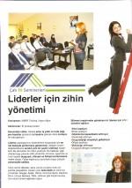 Çatı İK Seminerleri – Liderler İçin Zihin Yönetimi <<DEVAMI>>