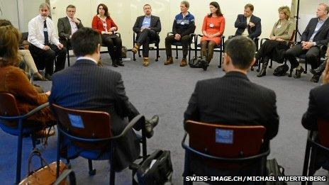 2014 davos mindfulness meeting